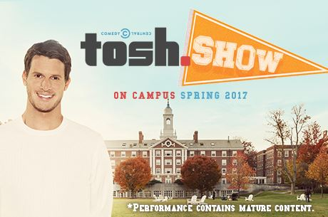 Daniel Tosh Website Slide