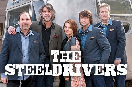 The SteelDrivers Website Slide