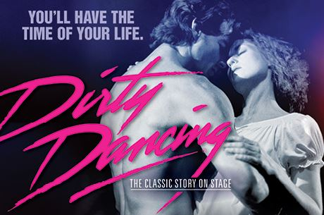 Dirty Dancing Website Slide