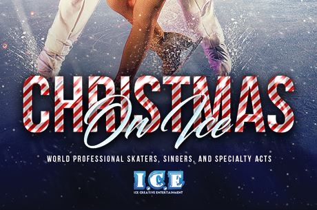 Christmas on Ice - Website Slide