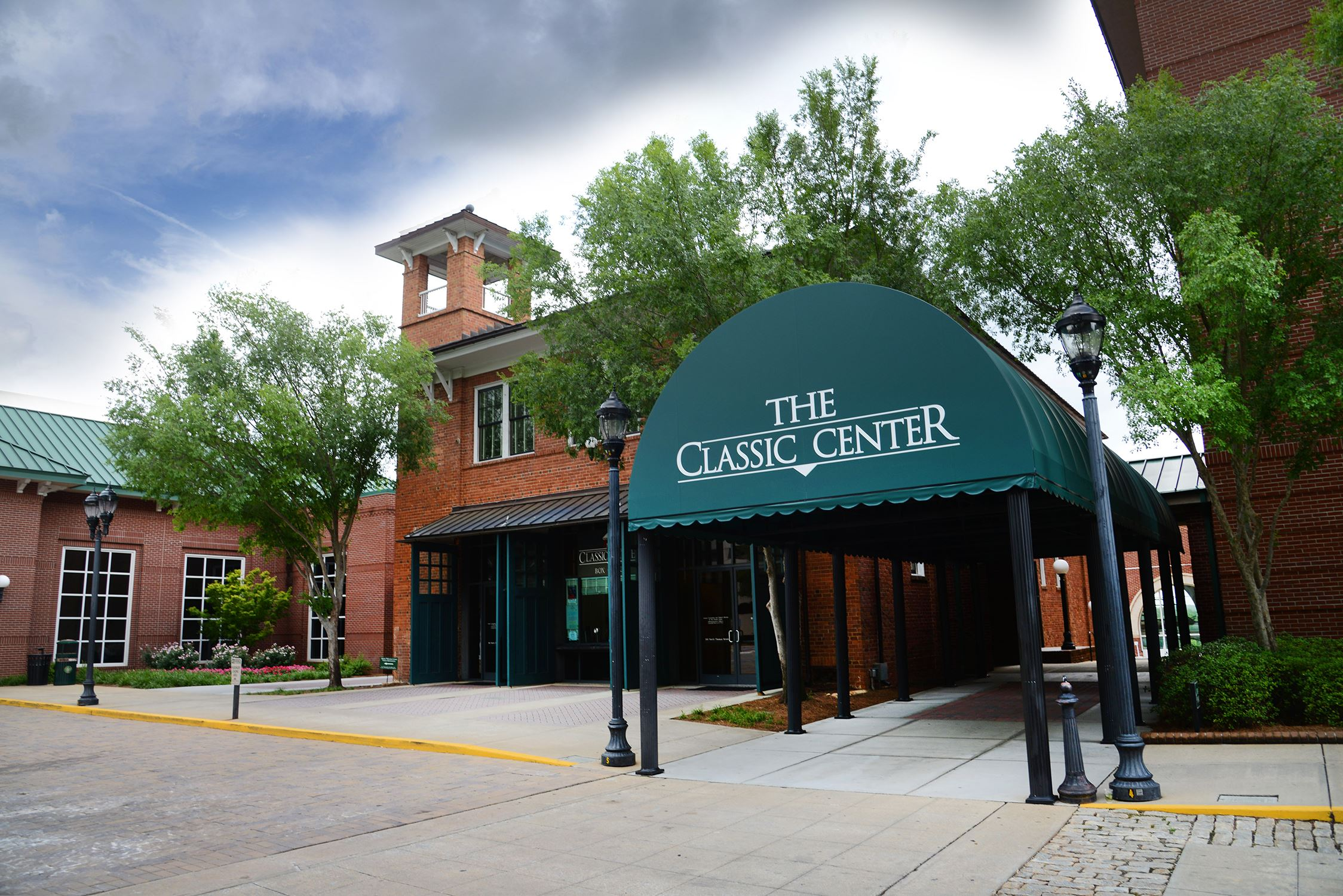 classic center ga official website