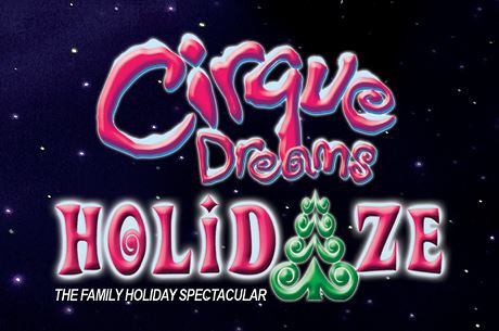Cirque Dreams Website Slide