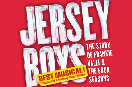 Jersey Boys Website Slide