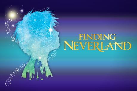 Finding Neverland Website Image