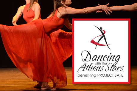 Dancing with the Athens Stars Website Slide