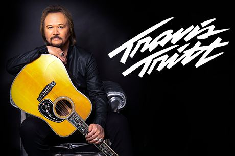 Travis Tritt with guitar