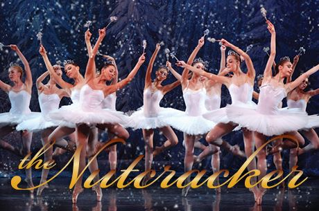 The Nutcracker Performance - ballerinas on stage