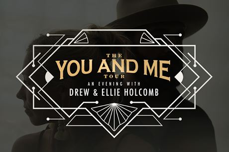 Drew and Ellie Holcomb Promotional Photo for You and Me Tour