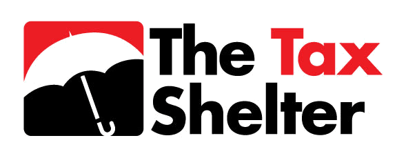 The Tax Shelter logo