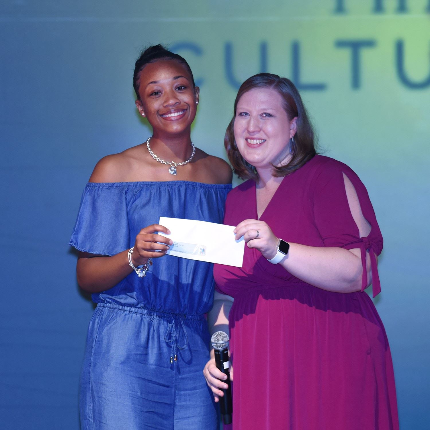 Foundation scholarship winner
