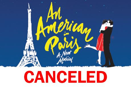 An American in Paris Canceled