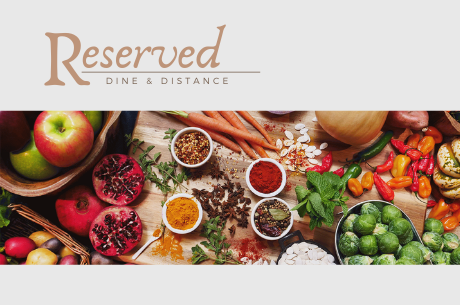 Reserved: Dine and Distance