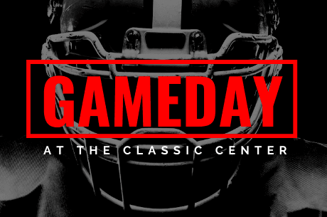 GAMEDAY at The Classic Center