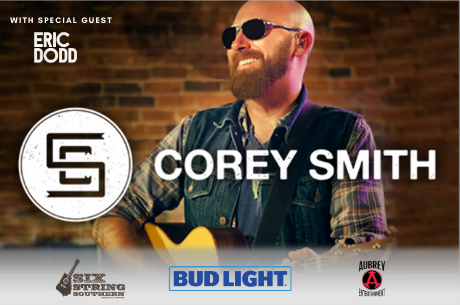 Corey Smith with Eric Dodd