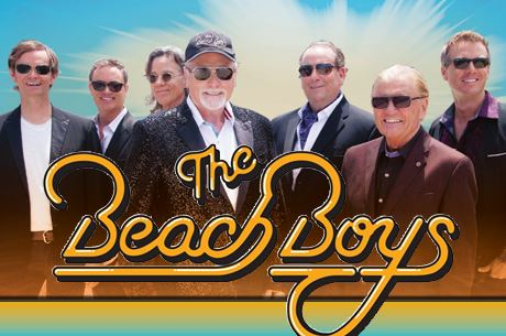 Beach Boys Website Slide